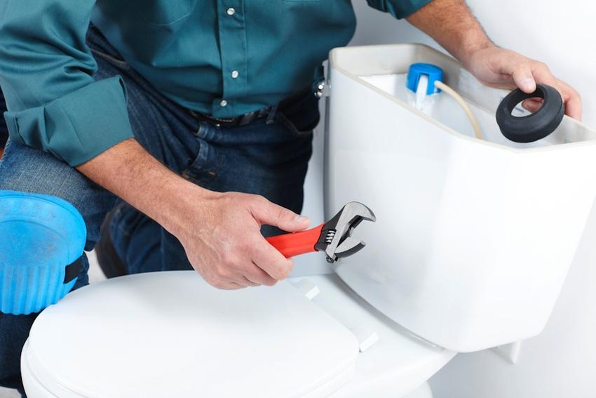 ремонт и настройка на тоалетни казанчета